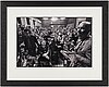 Carl johan de geer, photograph signed and numbered 1/3 on the back of the frame.