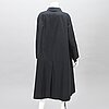 Burberry ladies silk coat.