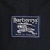 Burberry ladies silk coat.