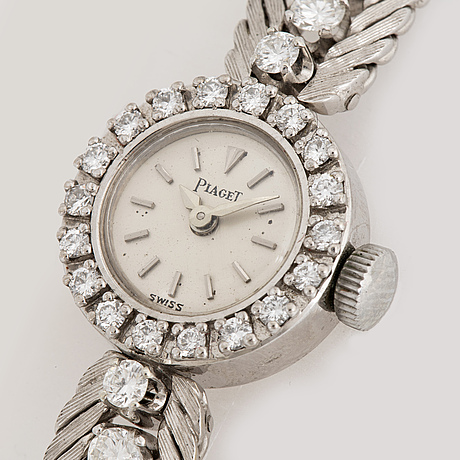 Piaget, armbandsur, 16 mm.