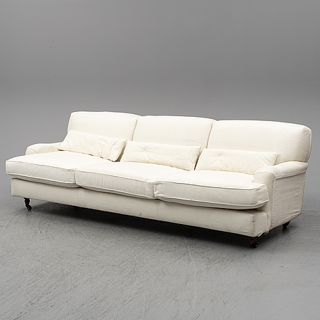 "Vico magistretti, ""raffles"", sofa, for depadova, italy."
