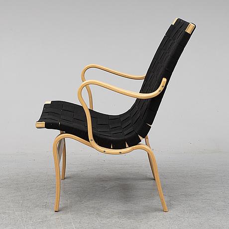 Bruno mathsson, an 'eva' armchair from bruno mathsson international, värnamo, 2011.