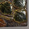 Stig lindberg, a stoneware wall relief from the 1960's.