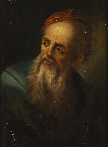 Pehr hÖrberg, attributed to, oil on panel.