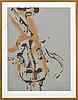 Fernandez arman, färgserigrafi, signerad och numrerad 78/125.