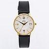 Epoch, wristwatch, 33.5 mm.