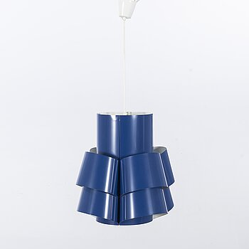 A lamp pendant by Hans-Agne Jakobsson, Markaryd, second half of the 20th century.