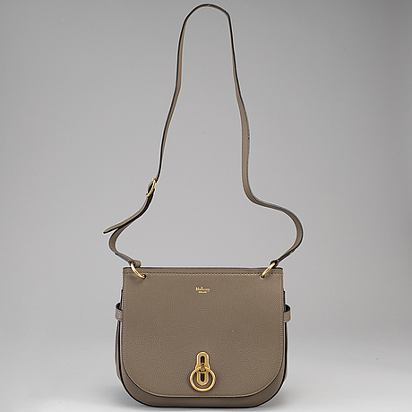 "Mulberry, väska, ""amberley satchel""."