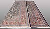 A carpet kerman, ca 500 x 356 cm.