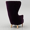 Tom dixon, a 'wingback chair' from tom dixon.