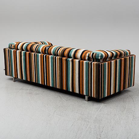 Sofa, eilersen, denmark, 21th century.