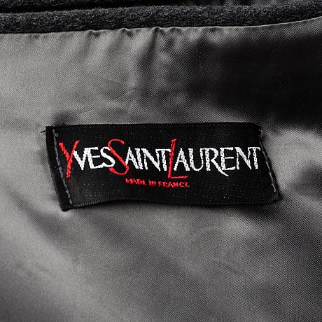 Yves saint laurent, rock.