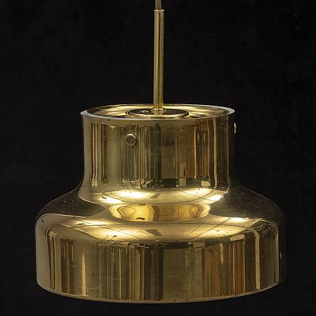Anders pehrson, a 'bumling' pendant light from ateljé lyktan, Åhus.