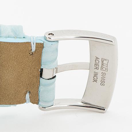 Chopard, happy sport, armbandsur, 36 mm.