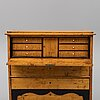 A swedish secretaire, first half of the 19th century.