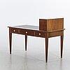 Skrivbord med uppsats, sengustavianskt tidigt 1800-tal.