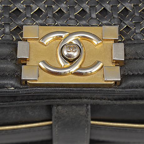 Chanel, a limited edition 'boy bag' from 2014.