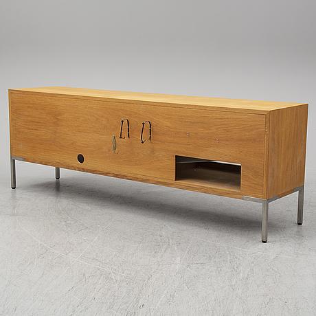 Nissen & gehl, a naver collection oak sideboard, denmark.