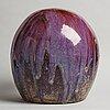 "Ulla & gustav kraitz, a stoneware ""sphere"" sculpture, fogdarp, förslöv, sweden."