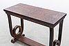 Sideboard art deco-stil modern tillverkning.