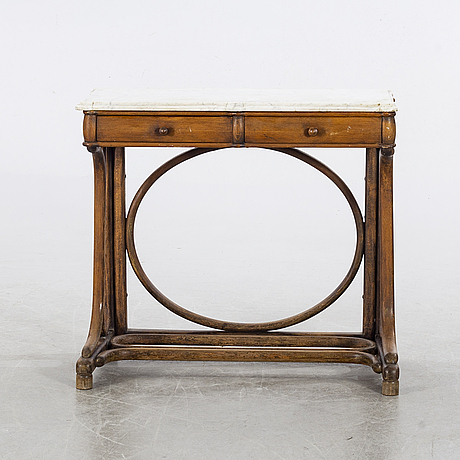Sideboard/toilettbord omkring 1900.