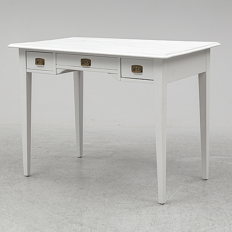A first half of the 20th century writing desk.