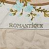 HermÈs, a 'romantique' silk scarf.