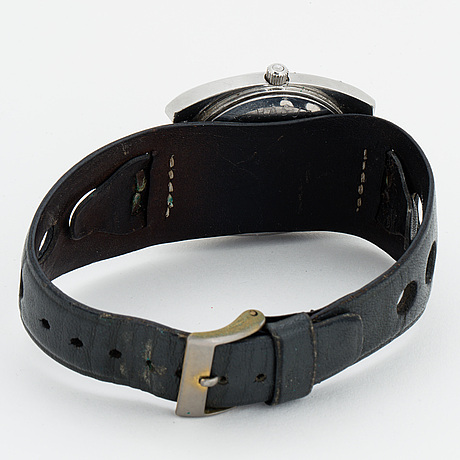 Omega, seamaster, armbandsur, 35,5 mm,