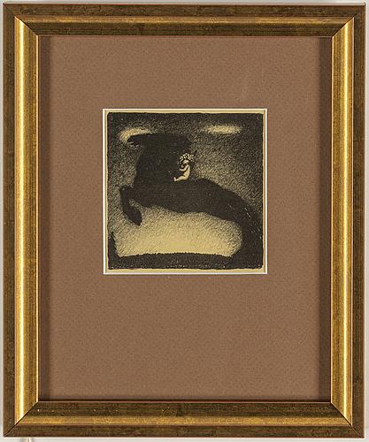 John bauer, lithograph.