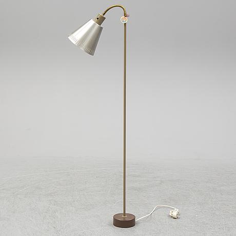 A '15748' mod 20th century floor lamp för böhlmarks.