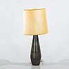 Flooor lamp by gunnar nylund, rörstand. second half of the 20th century.