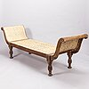 A mid-20th centyry anglo-indian daybed.