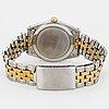 Tudor, prince oysterdate, wristwatch, 34.5 mm.