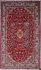 A carpet, old sarouk, ca 514 x 303 cm.