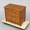 A pine chest of drawers, 1930's.