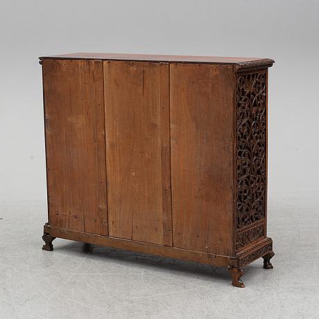 A circa 1900 cabinet.
