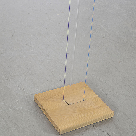Gert marcus, sculpture, signed and dated gm -96.