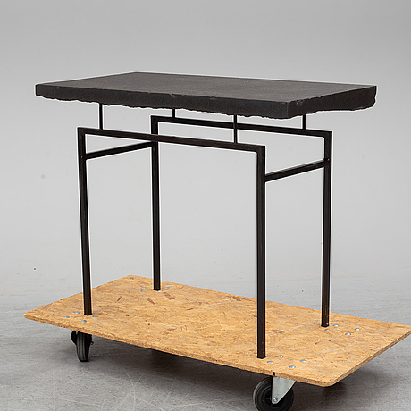Bo hultÉn, a 'flying rock' table, 41/48.