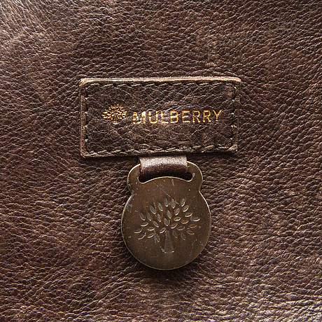 """Mulberry, bag """"roxanne"""" and a wallet."""