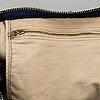 Christian dior, a monogram canvas speedy bag.