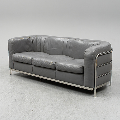 Jonathan de pas, donato d. urbino & paolo lomazotti, an 'onda' sofa from zanotta, italy, model launched in 1985.