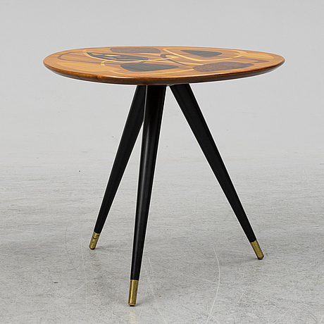 A '435' table by h sundling, tranås, 1950's.
