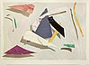 YrjÖ edelmann, color litograph, signed and numbered 142/150.