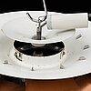 Poul henningsen, a 'ph-kotte / ph artichoke' ceiling light, for louis poulsen, denmark, designed in1958.