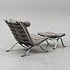 Arne norell, an 'ari' chair, 21st century.