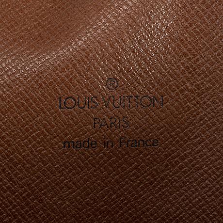 """Louis vuitton, väska, """"musette""""."""