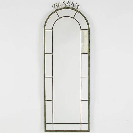 A first half of the 20th century mirror.
