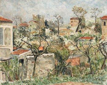 3. Torsten Palm, Franskt landskap.