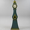 An early 19th century longcase clock.