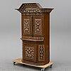 A swedish early 19th century cupboard.